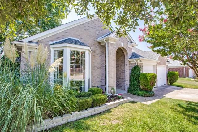 5737 Rockport Lane, Haltom City, TX 76137 (MLS #14169701) :: The Real Estate Station