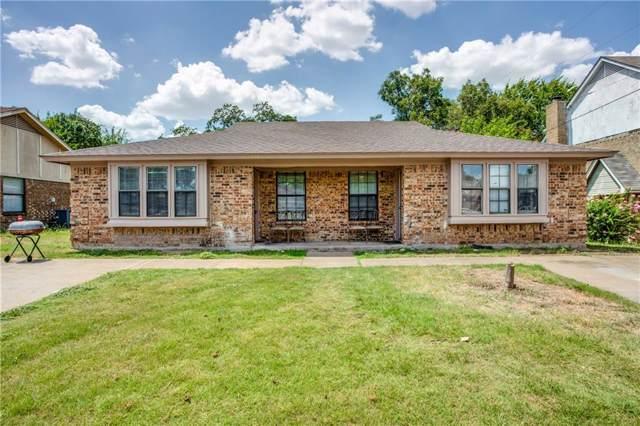 512 Matt Lane, Arlington, TX 76012 (MLS #14169725) :: The Hornburg Real Estate Group