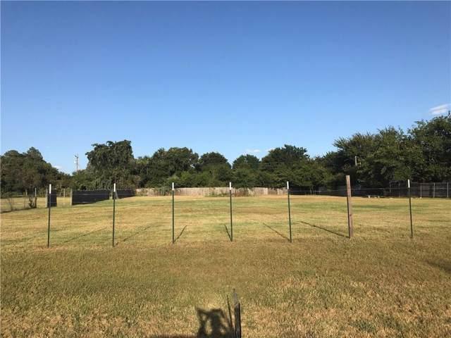 1820 Glendale Drive, Azle, TX 76020 (MLS #14169734) :: Trinity Premier Properties