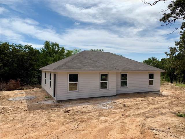 108 Turkey Creek Road, Mineral Wells, TX 76067 (MLS #14169746) :: The Real Estate Station