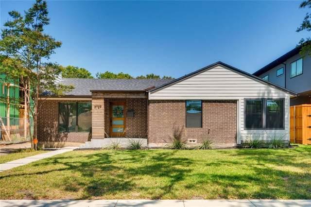 3729 Rockdale Drive, Dallas, TX 75220 (MLS #14169748) :: Vibrant Real Estate