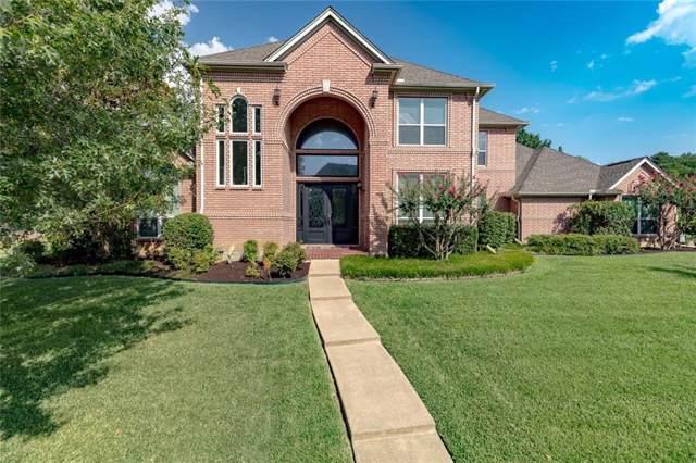 609 Loch Chalet Court, Arlington, TX 76012 (MLS #14169756) :: The Hornburg Real Estate Group