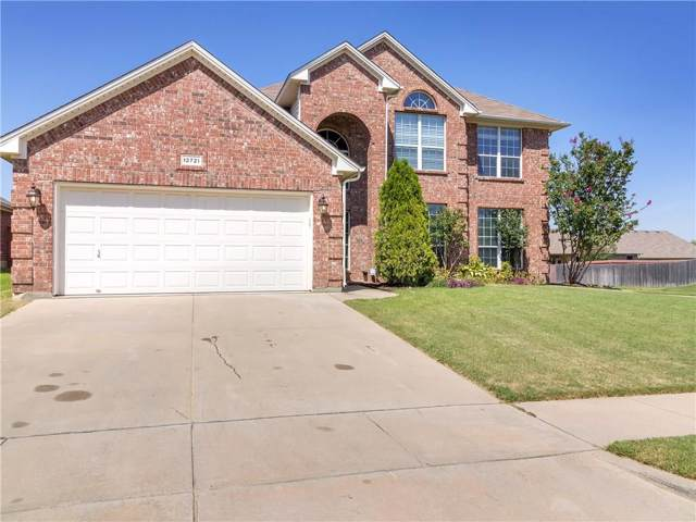 12721 Excelsior Lane, Fort Worth, TX 76244 (MLS #14169784) :: Team Tiller
