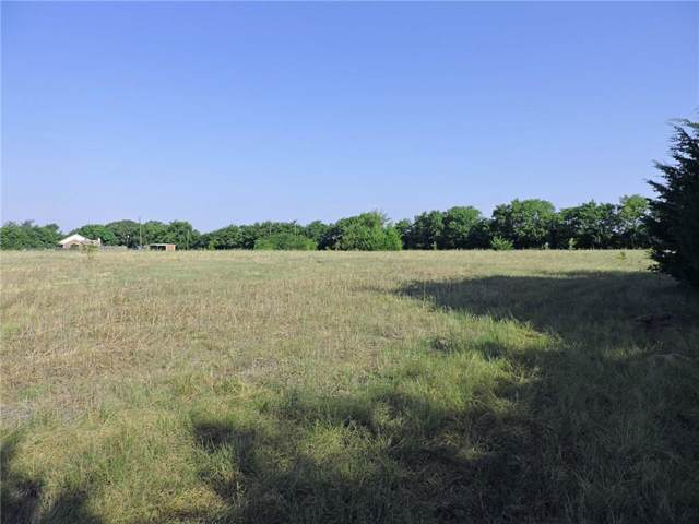 Lot2 Burks Road, Whitewright, TX 75491 (MLS #14169796) :: RE/MAX Town & Country