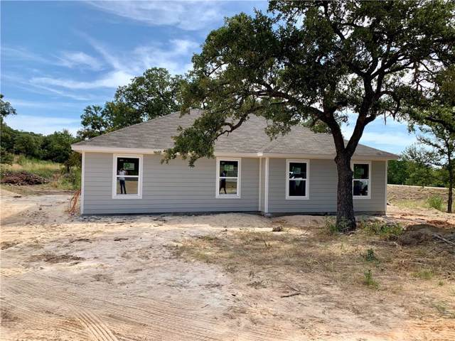 100 Turkey Creek Road, Mineral Wells, TX 76067 (MLS #14169806) :: RE/MAX Town & Country