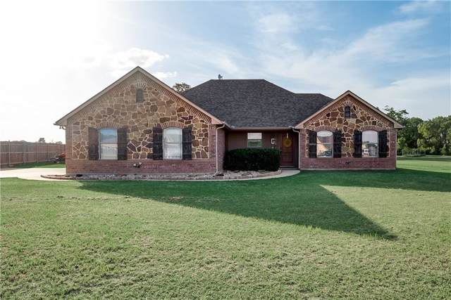 169 Amanda Lane, Reno, TX 76082 (MLS #14169827) :: Trinity Premier Properties