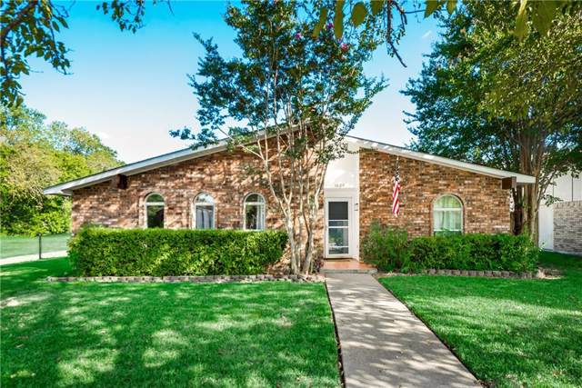 3826 Guthrie Road, Garland, TX 75043 (MLS #14169829) :: Vibrant Real Estate