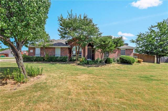 100 Margaret Street, Fate, TX 75189 (MLS #14169839) :: The Real Estate Station