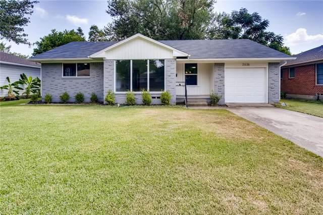 2636 Klondike Drive, Dallas, TX 75228 (MLS #14169848) :: Van Poole Properties Group