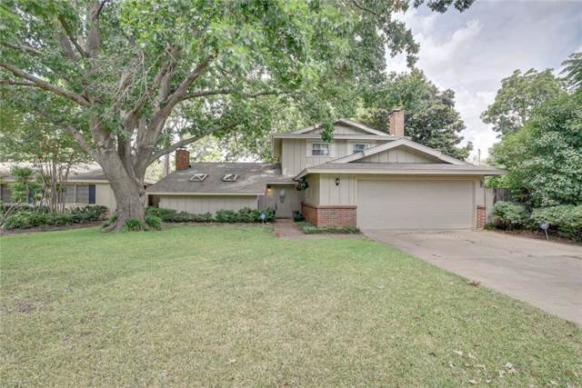 2715 Hollywood Drive, Arlington, TX 76013 (MLS #14169857) :: Trinity Premier Properties