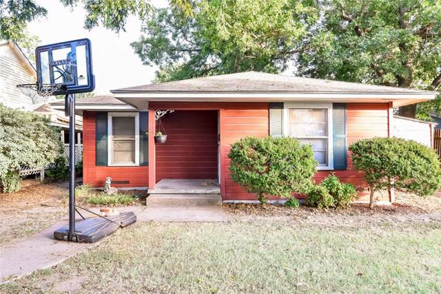 205 W Decatur Street, Ennis, TX 75119 (MLS #14169864) :: Century 21 Judge Fite Company