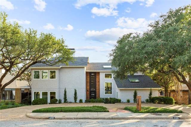 8709 Vista View Drive, Dallas, TX 75243 (MLS #14169866) :: Vibrant Real Estate