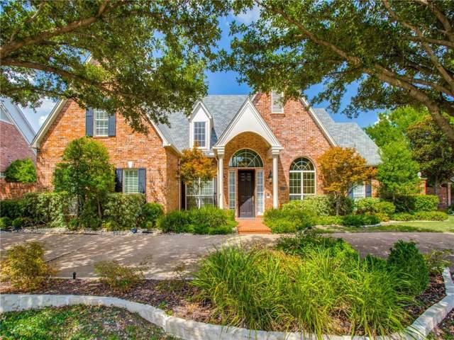 5401 Grasmere Drive, Plano, TX 75093 (MLS #14169891) :: Ann Carr Real Estate