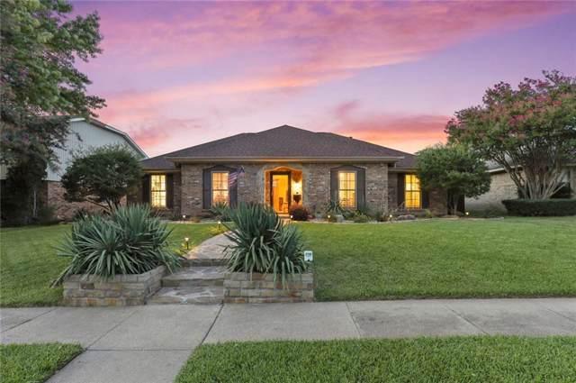 4445 Ringgold Lane, Plano, TX 75093 (MLS #14169896) :: Ann Carr Real Estate