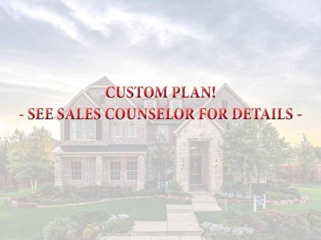 13098 Cinderella Lane, Frisco, TX 75035 (MLS #14169906) :: Van Poole Properties Group