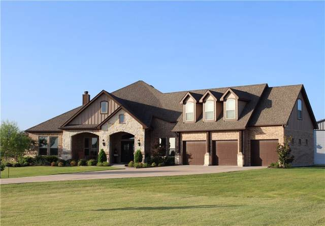 38 Thornwood Lane, Van Alstyne, TX 75495 (MLS #14169917) :: The Real Estate Station