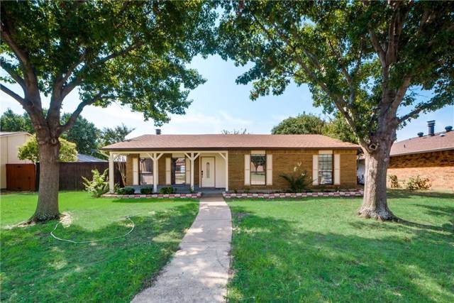 2102 E Peters Colony Road, Carrollton, TX 75007 (MLS #14169937) :: Tenesha Lusk Realty Group