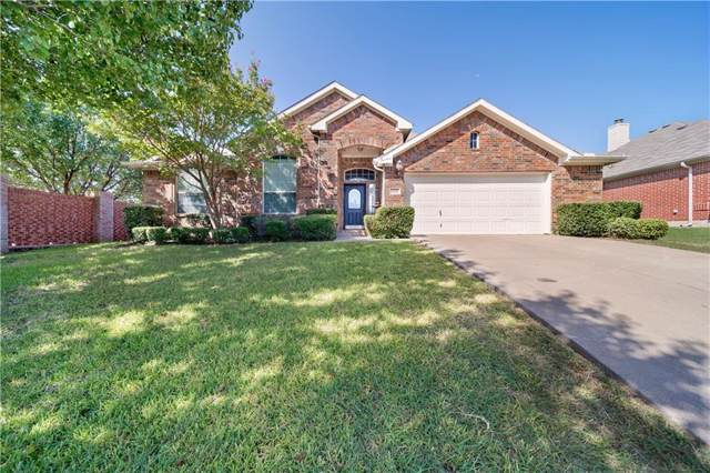 2401 Hillary Trail, Mansfield, TX 76063 (MLS #14169943) :: The Tierny Jordan Network
