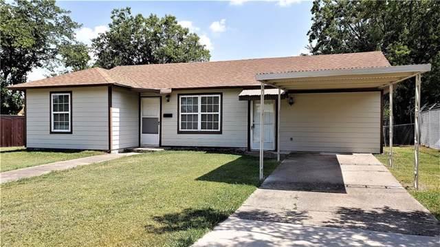 1744 Glenn Drive, Blue Mound, TX 76131 (MLS #14169951) :: Ann Carr Real Estate