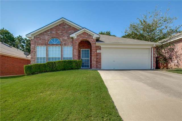 7740 Briarstone Court, Fort Worth, TX 76112 (MLS #14169954) :: Century 21 Judge Fite Company