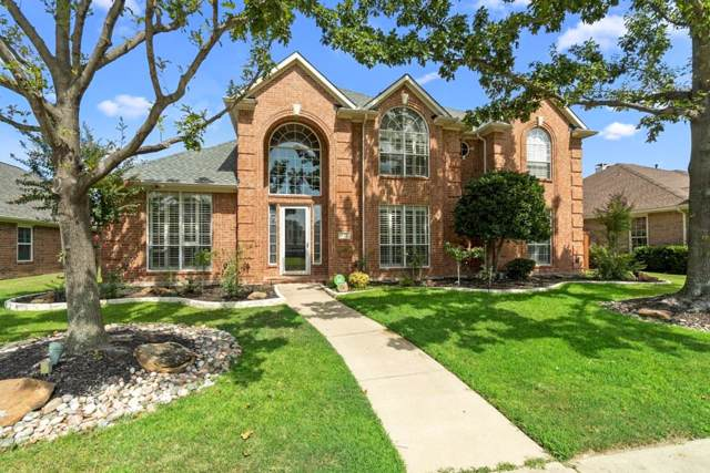 422 Old York Road, Coppell, TX 75019 (MLS #14169961) :: Team Tiller