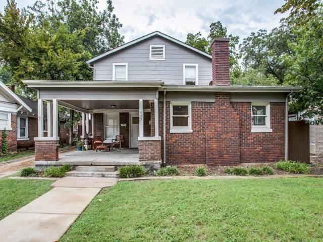 407 S Windomere Avenue, Dallas, TX 75208 (MLS #14169963) :: Van Poole Properties Group