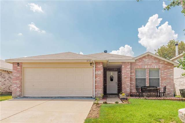 8752 Polo Drive, Fort Worth, TX 76123 (MLS #14169964) :: Vibrant Real Estate