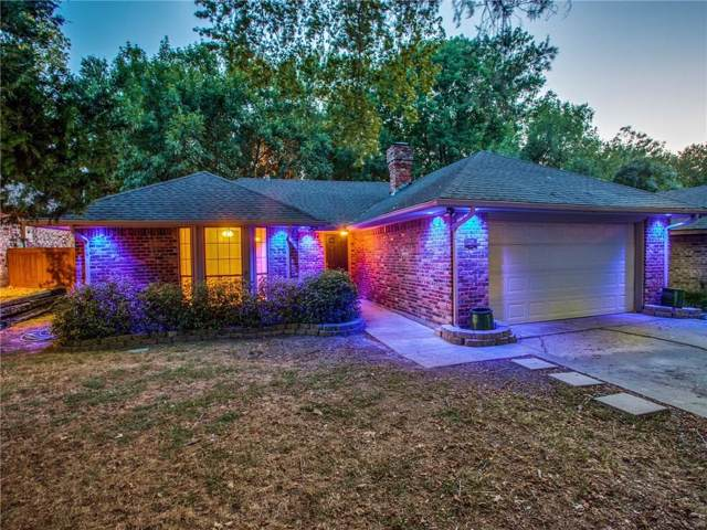 214 Darrin Drive, Rockwall, TX 75087 (MLS #14169981) :: The Real Estate Station