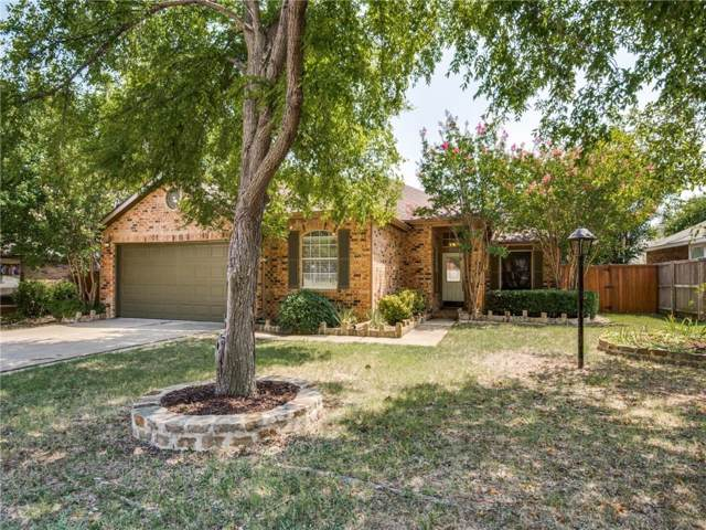 2132 Westview Trail, Denton, TX 76207 (MLS #14170000) :: Team Tiller