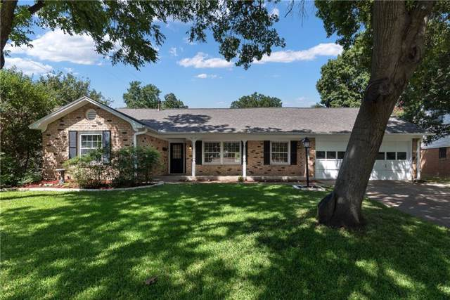 6028 Wester Avenue, Fort Worth, TX 76133 (MLS #14170011) :: RE/MAX Landmark