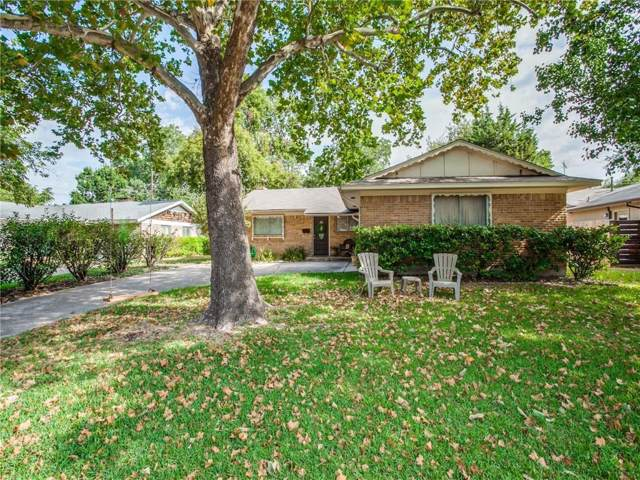 512 Salem Drive, Richardson, TX 75080 (MLS #14170016) :: Roberts Real Estate Group