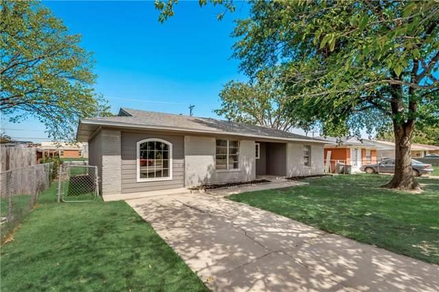 1713 Ridgeview Street, Mesquite, TX 75149 (MLS #14170043) :: The Paula Jones Team | RE/MAX of Abilene