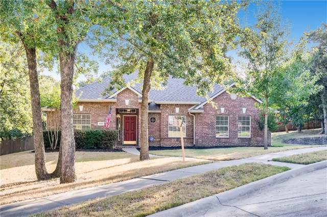 1420 Hummingbird Court, Crowley, TX 76036 (MLS #14170060) :: The Mitchell Group