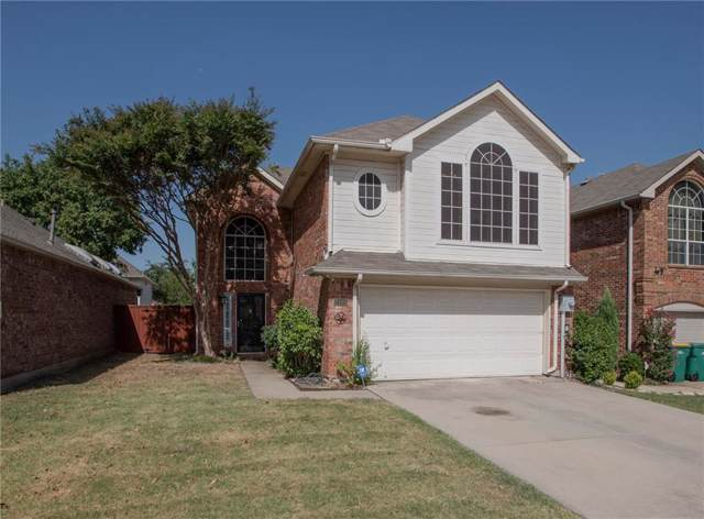 2104 Amherst Drive, Lewisville, TX 75067 (MLS #14170066) :: The Hornburg Real Estate Group