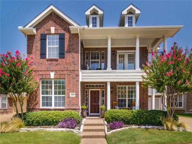 4658 Shamrock Drive, Frisco, TX 75034 (MLS #14170070) :: Van Poole Properties Group
