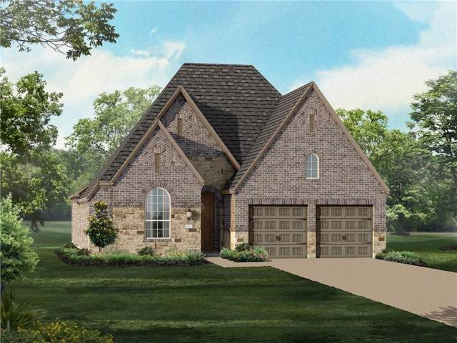 991 Gentle Knoll Lane, Prosper, TX 75078 (MLS #14170075) :: Real Estate By Design