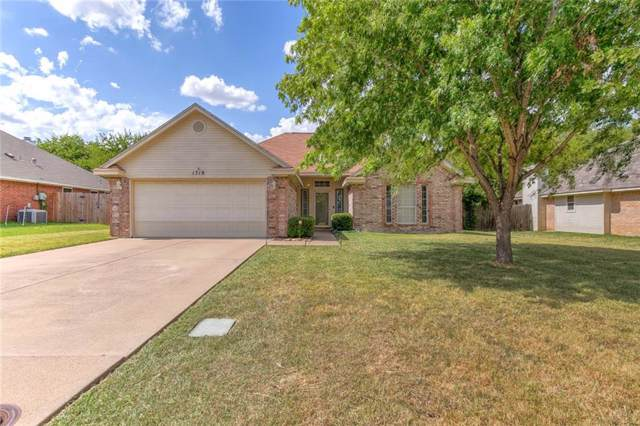 1718 Blackfoot Drive, Cleburne, TX 76033 (MLS #14170096) :: All Cities Realty