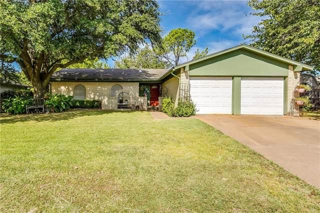 304 Wilson Street, Crowley, TX 76036 (MLS #14170108) :: RE/MAX Landmark