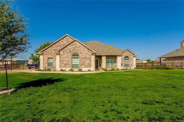 5580 Littlefield Drive, Dish, TX 76247 (MLS #14170116) :: Trinity Premier Properties