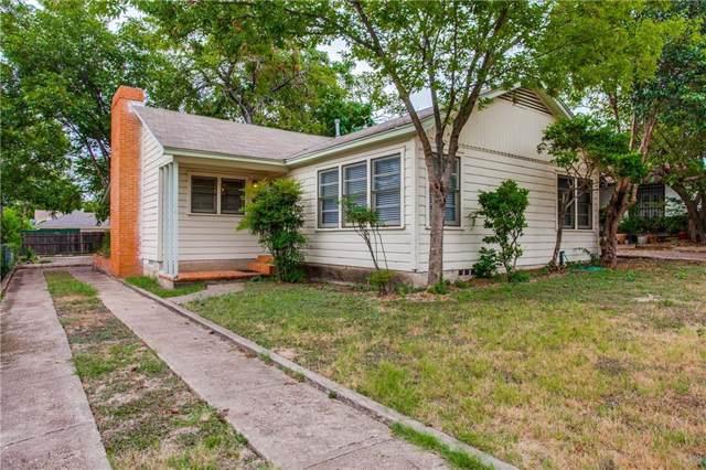 3415 W Clarendon Drive, Dallas, TX 75211 (MLS #14170126) :: Kimberly Davis & Associates