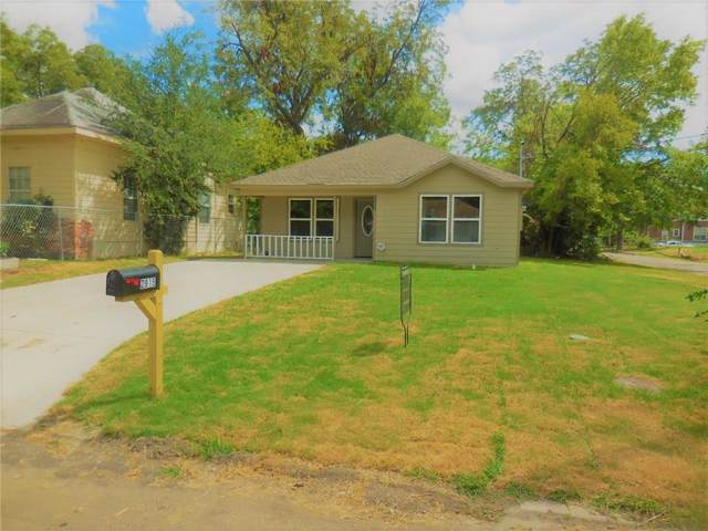 2915 Anderson Street, Greenville, TX 75401 (MLS #14170133) :: The Real Estate Station