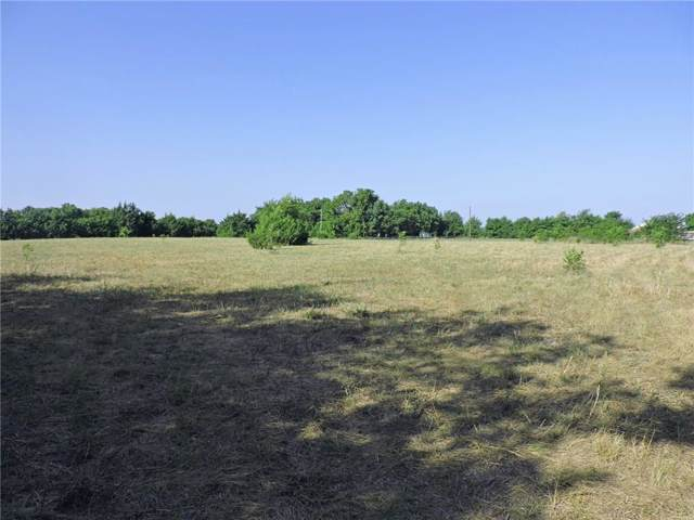 Lot3 Burks Road, Whitewright, TX 75491 (MLS #14170137) :: The Real Estate Station