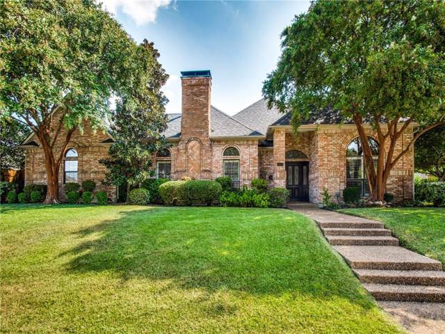 5844 Steeplechase Drive, Plano, TX 75093 (MLS #14170167) :: Van Poole Properties Group