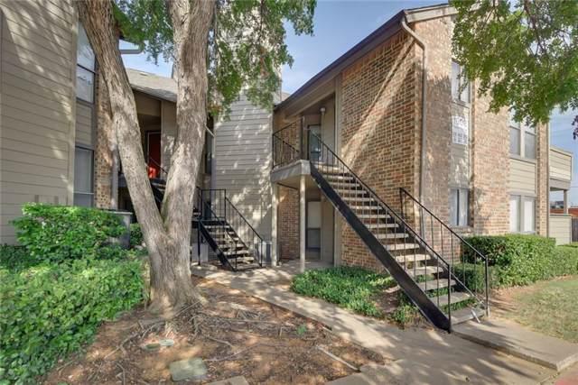 1608 Pecan Chase Circle #41, Arlington, TX 76012 (MLS #14170175) :: The Hornburg Real Estate Group