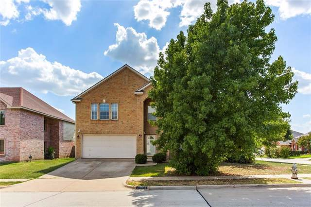 7102 Chambers Creek Lane, Arlington, TX 76002 (MLS #14170196) :: RE/MAX Landmark