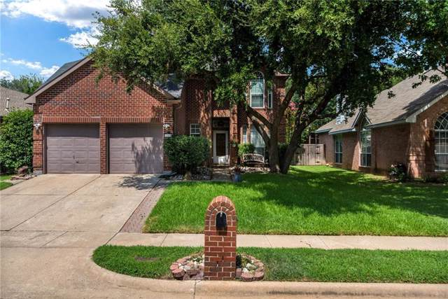 2308 Henley Court, Flower Mound, TX 75028 (MLS #14170206) :: Team Tiller