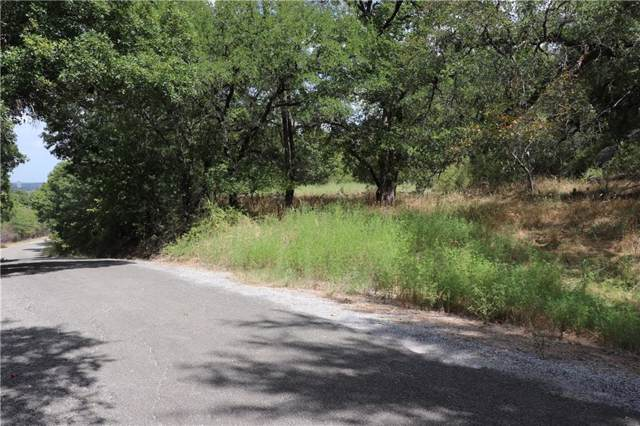 X County Road 554, Brownwood, TX 76801 (MLS #14170214) :: Maegan Brest | Keller Williams Realty