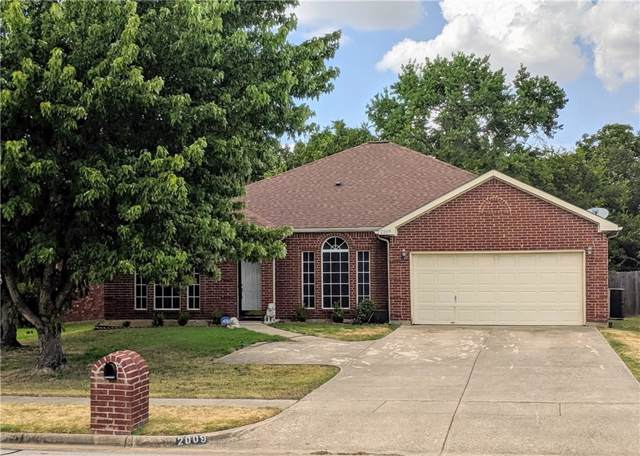 2009 Norwood Lane, Arlington, TX 76013 (MLS #14170233) :: Trinity Premier Properties