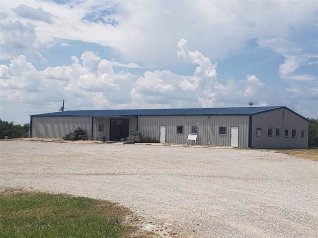 3577 N Fm 51 Highway N, Weatherford, TX 76085 (MLS #14170263) :: The Chad Smith Team