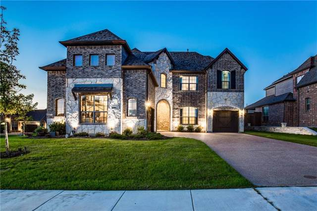 1905 Bent Creek Way, Mansfield, TX 76063 (MLS #14170274) :: The Tierny Jordan Network